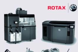 Generative Fertigung bei Rotax