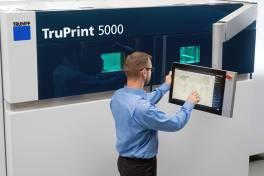 Trumpf automatisiert 3D-Druck