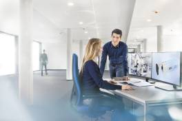 Siemens PLM Software und Schunk: Simulation von Handhabungslösungen