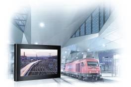 Ergonomische Überwachung des Zugverkehrs
