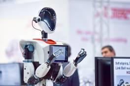 Motek 2018: Smarte Robotik- und Automationsthemen
