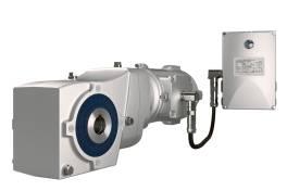 Robuster Frequenzumrichter für die Prozesstechnik