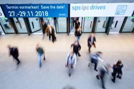 Digitaler Wandel auf der SPS IPC Drives 2018
