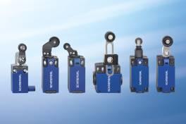 Neue Positionsschalter – komplett oder modular