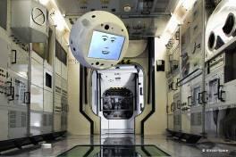 Motoren für Raumfahrt-Assistenten