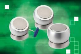 Schnelle und flexible Bauteilspannung per Magnetspannkugeln