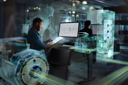 Branchen- und Zukunftstechnologien für Industrie 4.0