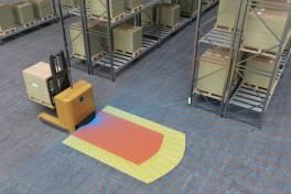 Sensorexperte zeigt Safety-Kompetenz