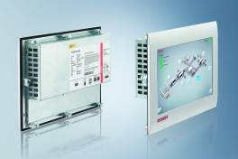 Einbau-Panel-PCs und -Control-Panel für kostensensitive Anwendungen