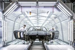 Nachhaltige Gebäudeautomationslösung für Audi
