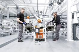 Robotik-Innovationen für smarte Produktionskonzepte