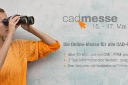 Online-Messe für alle CAD-Profis