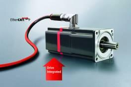 Dezentrales Servoantriebssystem