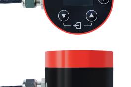 Kleiner Infrarot-Sensor für großen Temperatur-Bereich