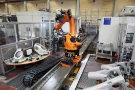 Virtuelle und reale Produktionswelten verschmelzen
