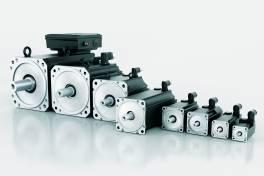 Dynamisches Kraftpaket ergänzt Servomotor-Produktlinie