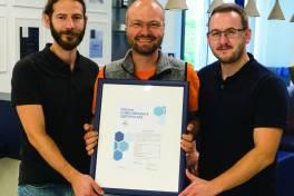BACnet-Zertifikat für zenon