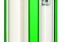 Kompaktes Gasflaschenbündel mit maximalem Volumen auf kleinstem Raum