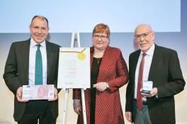 Auszeichnung für mobiles Akku-Bolzenschweißgerät