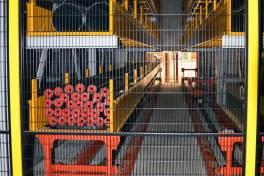 Effizientes Brückenlager für Überlängen