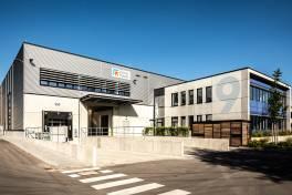 Neues Tech Center in Neufahrn bei München eröffnet