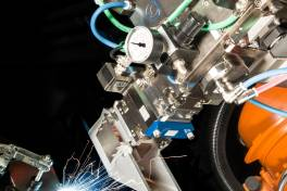 Laserstrahl-Remoteschweißen im Karosseriebau