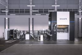 Servopresse MSP 400: Smart, schnell und sicher