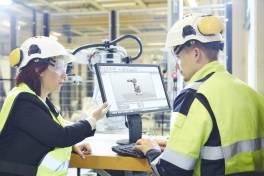 Condition Monitoring fürs Feintuning von Robotersystemen