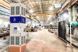 Teka präsentiert passgenaue Lösungen für die Anlagen-Vernetzung
