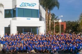 CGTech feiert 30jähriges Firmenjubiläum