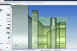 Integrierte CAD/CAM- Lösung für Fräsen, Drehen, Drehfräsen und Erodieren