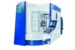 Werkzeugmaschinen für hohe Produktivität