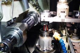 Hainbuch sucht Zahnradhersteller für Tests mit Prototypen-Dorn
