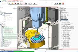 Digitales Cockpit für die intelligente CNC Fertigung