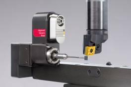 Hybrid-Lasermesssystem für Dreh-Fräszentren