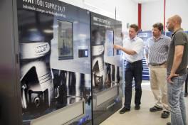 MWG erhöht Produktivität dank der Tool Supply 24/7 Lösungen von WNT
