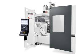 Hochpräzise und dynamische CNC-Bearbeitung