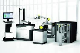 Roboter-Assistenz für den Werkzeugraum