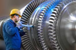 Formfräser für die Dampfturbinenherstellung