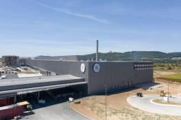 GE Additive eröffnet neues Werk in Deutschland