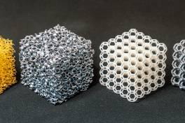 Forschung an hybriden Materialien