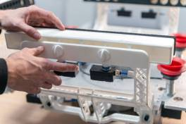 Innovation im Gepäck