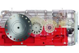 Anpassungsfähige Industriegetriebe