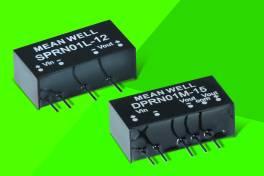 Effiziente 1 Watt DC/DC-Wandler