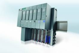 Kompaktes I/O-System