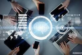 Datenmanagement für dynamische Beziehungen