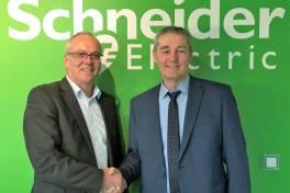 Führungswechsel bei Schneider Electric Automation