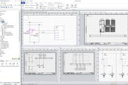 Stationsautomatisierung effizient und durchgängig nach IEC 61850 planen