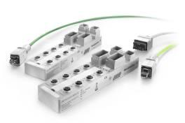 u-remote I/O-Module in Schutzart IP 67 mit PushPull-Steckverbinder für Kupfer und POF