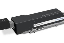 UV-Laser-Sub-System im Hochleistungsbereich beschleunigt das Schneiden von Wafern und Verpackungen